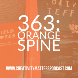Episode 363: Orange Spine