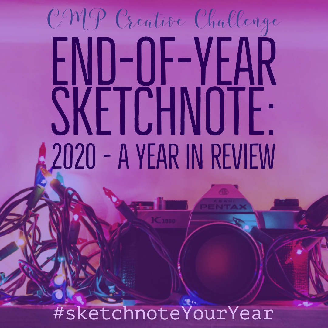 Year-end Sketchnote 2020