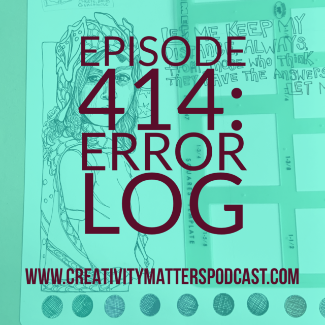 Episode 414 Error Log