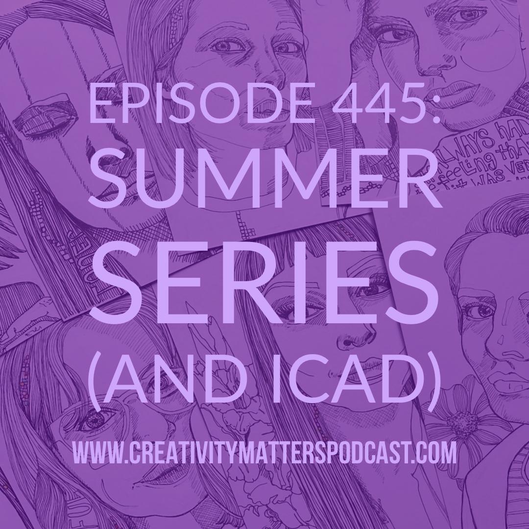 Episode 445 ICAD