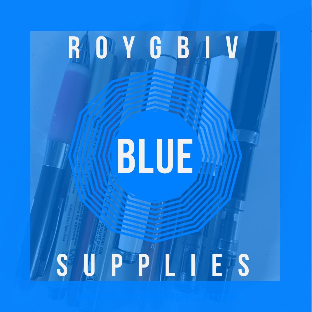ROYGBIV Blue