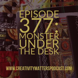 Episode 377: Monster Under the Bed cover art image
