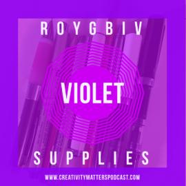 ROYGBIV Supplies Violet