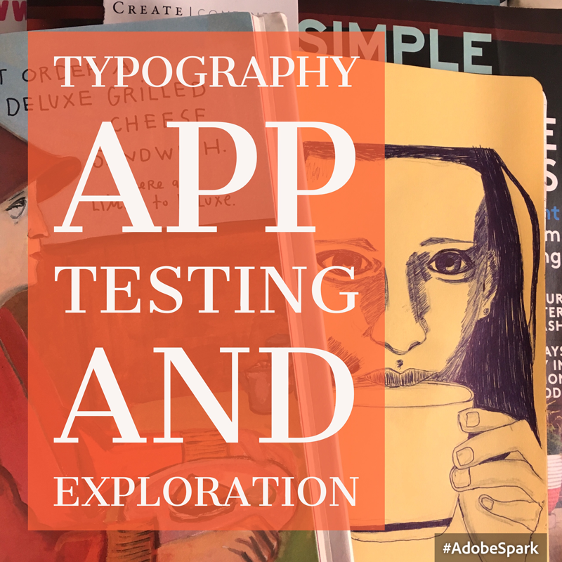 Typography Apps - Testing