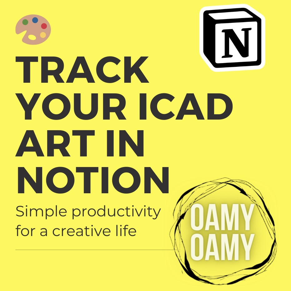 ICAD Tracking in Notion