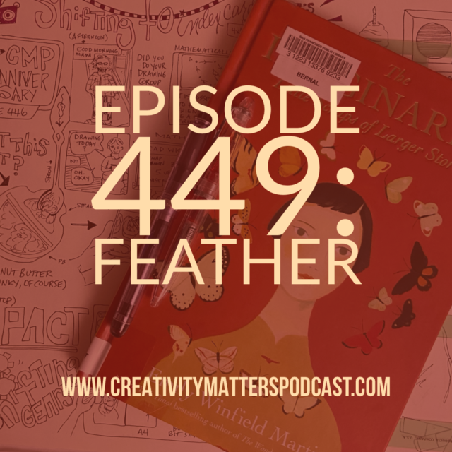 Episode 449 Feather