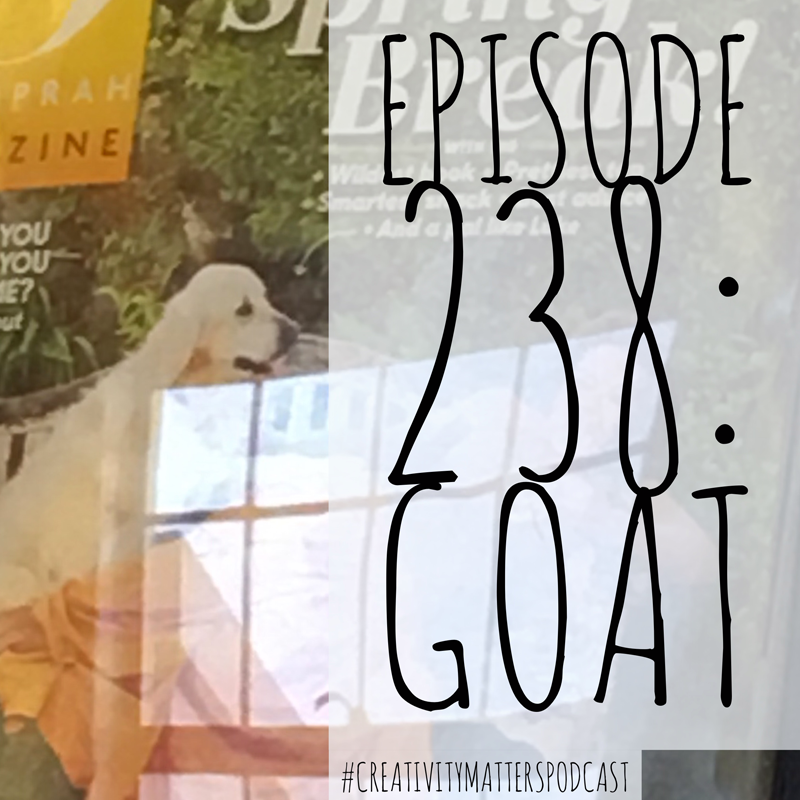 Episode 238 - Goat