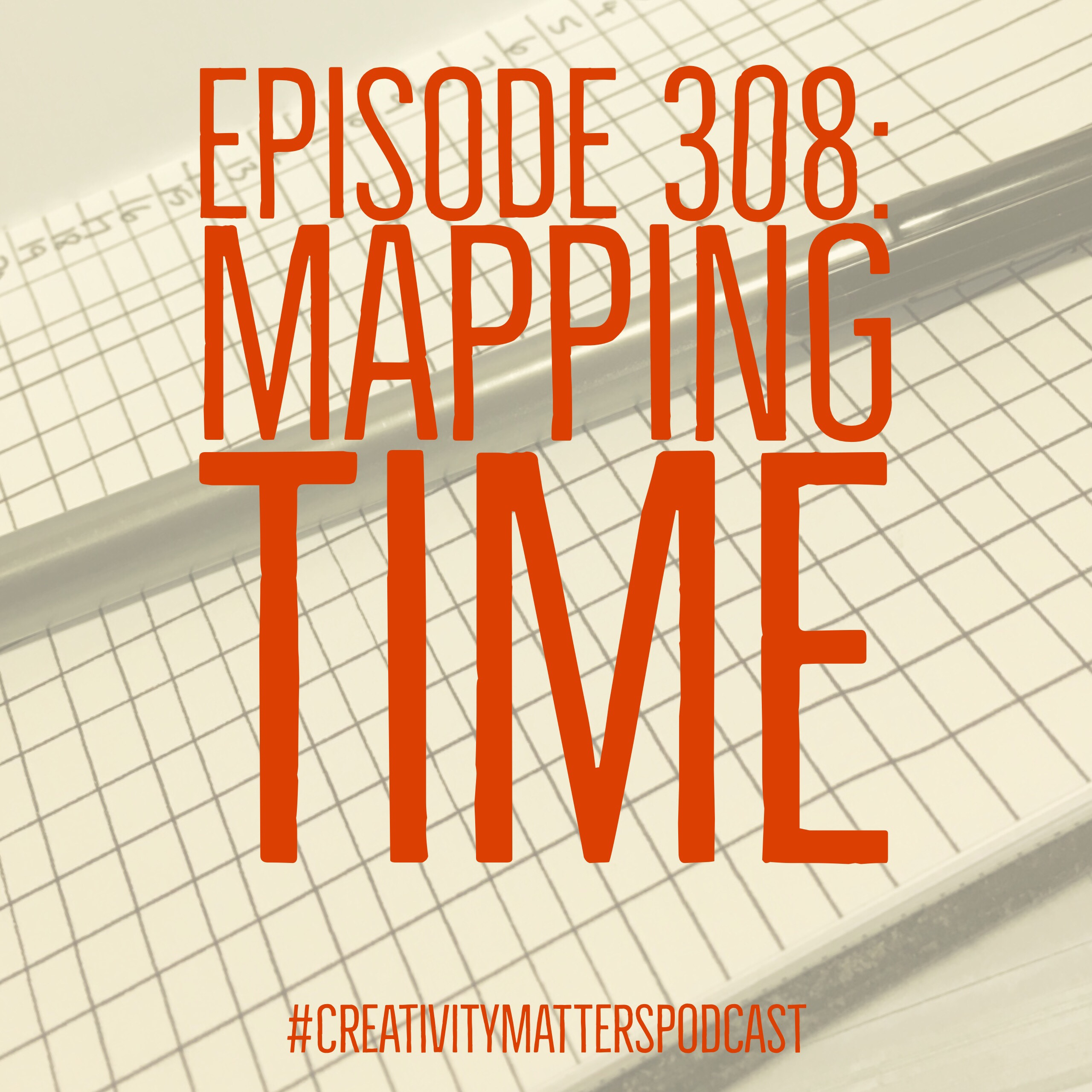 Episode 308: Mapping Time