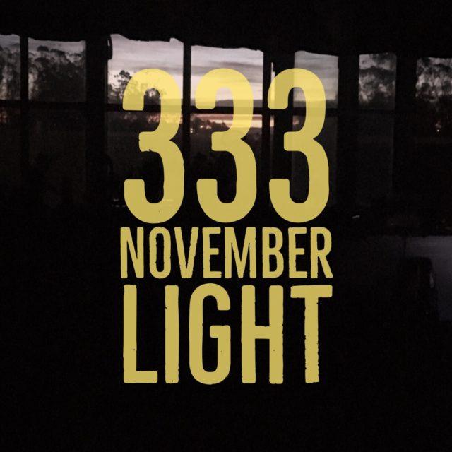 333: November Light