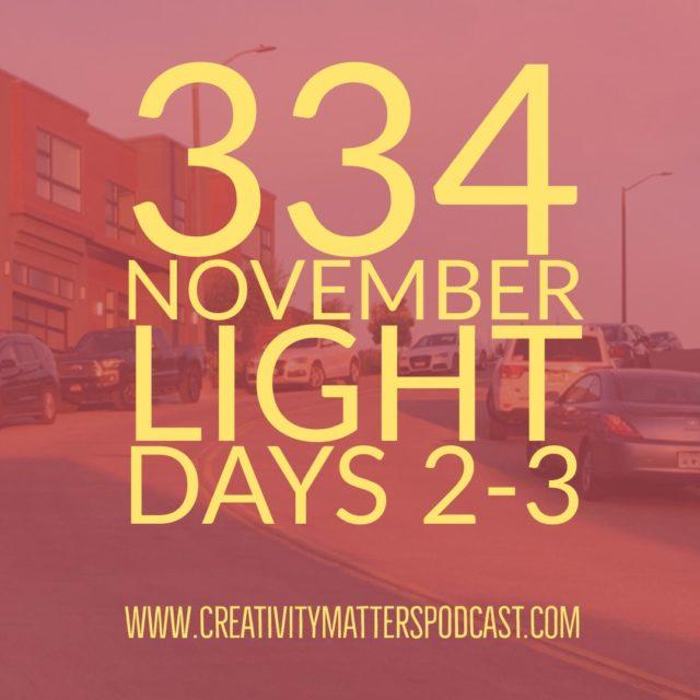 Episode 334: Spark Nov 2-3