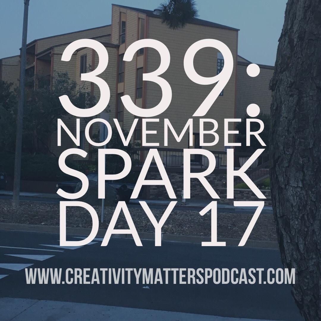Episode 339: November 17