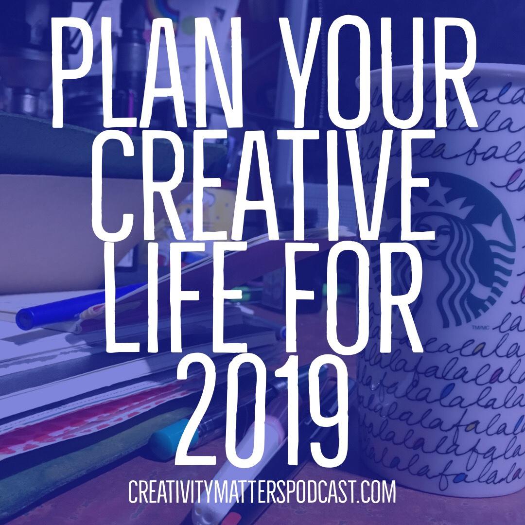 Plan your creative year