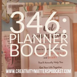 Episode 346: Planner Books