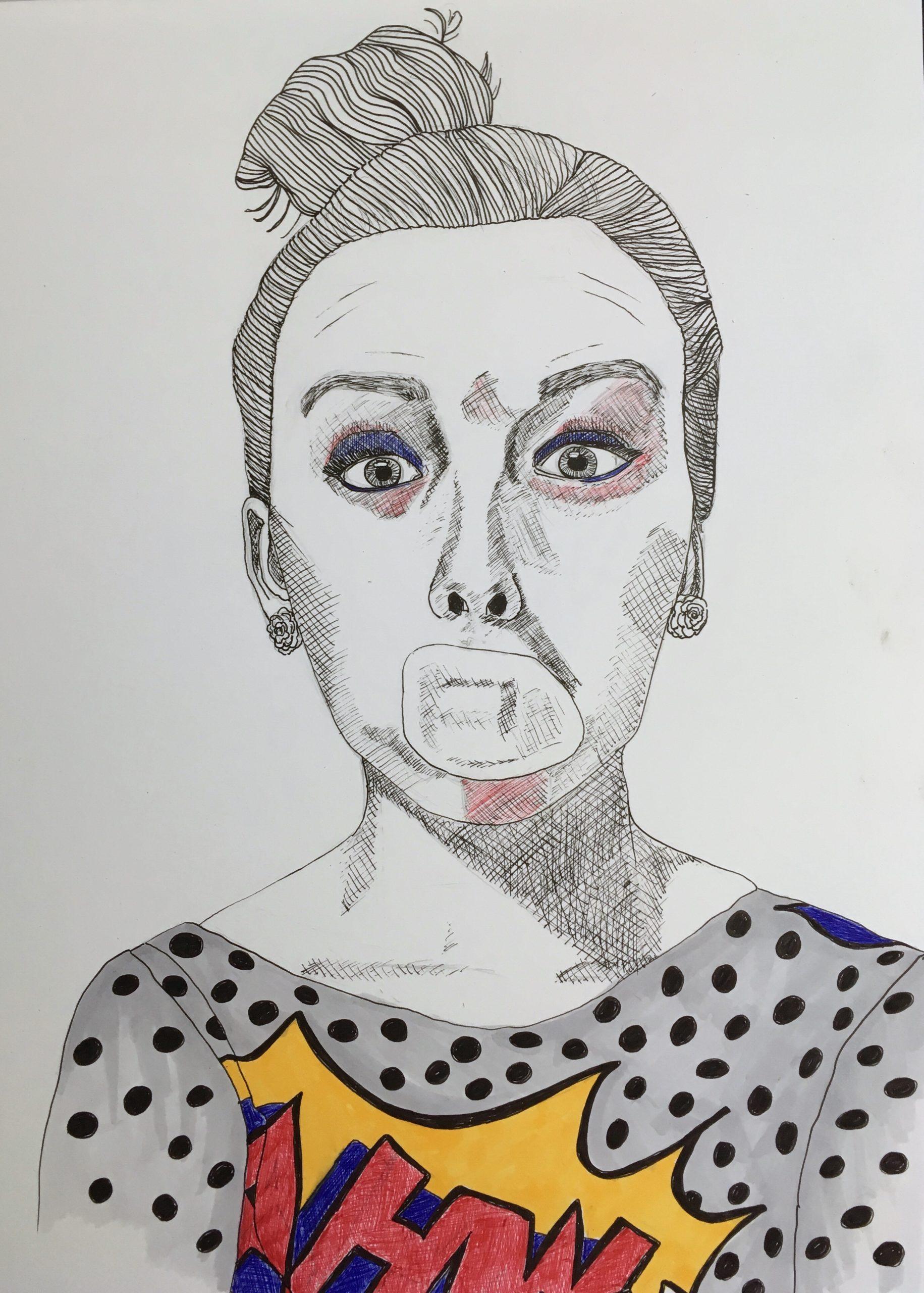 Drawing, 2018