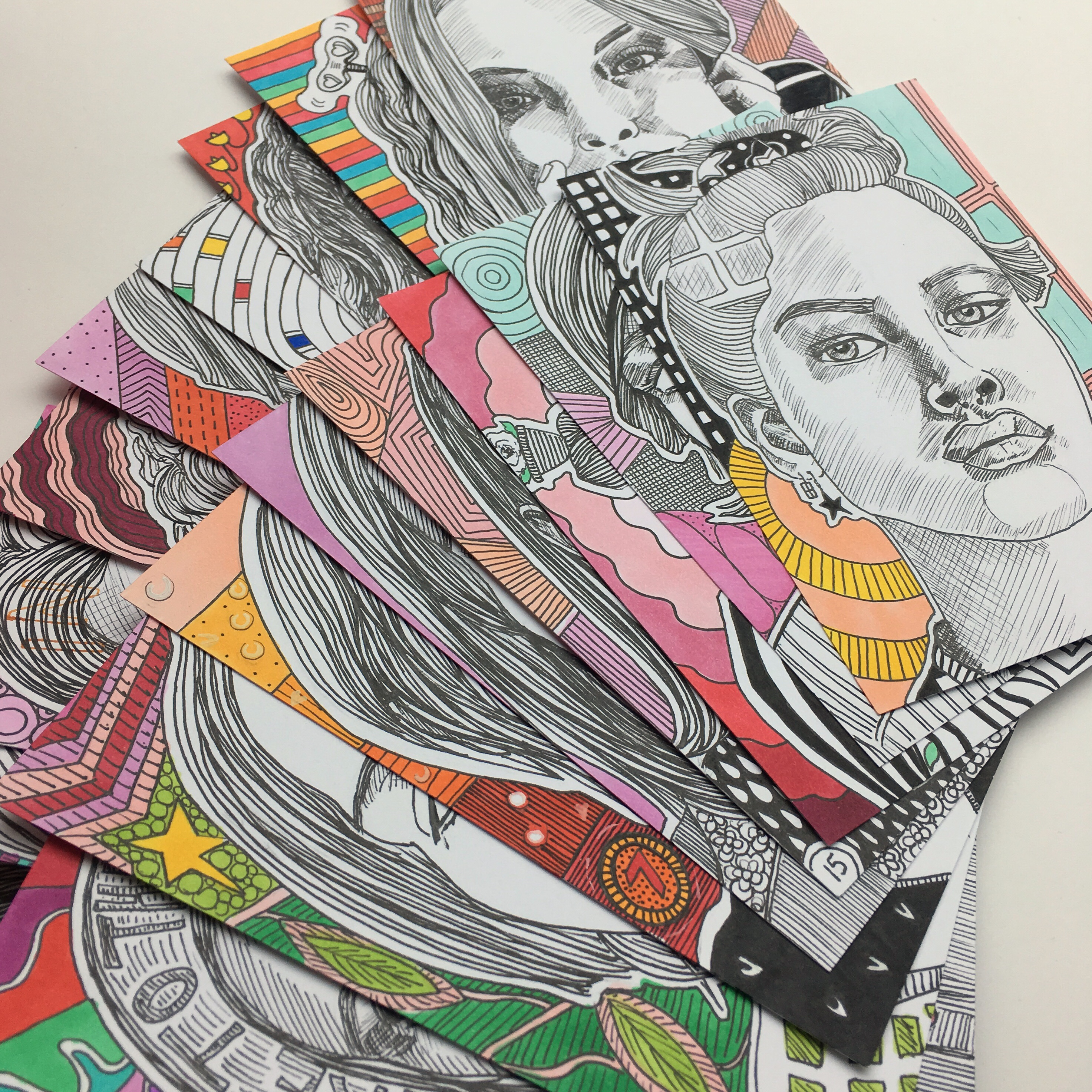 Stack of ICAD 2019