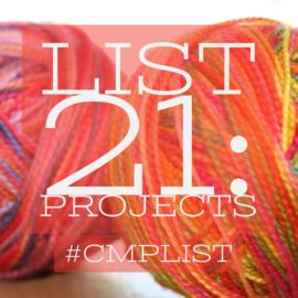 CMP List Challenge 21 - Projects